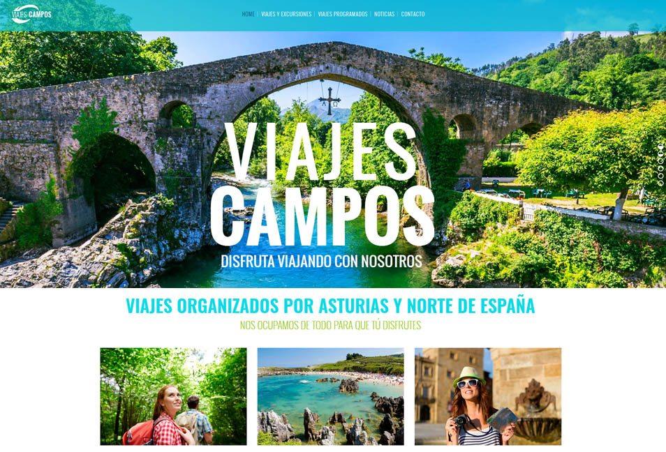 Diseño Web Turística:PRISMA ID