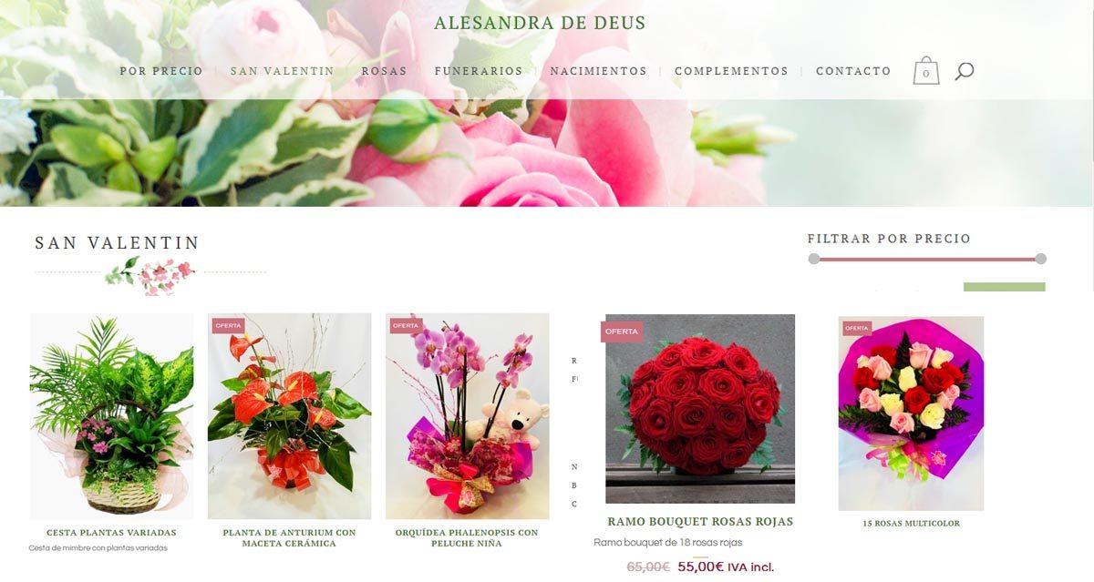 diseño de páginas web en gijón y de tiendas online