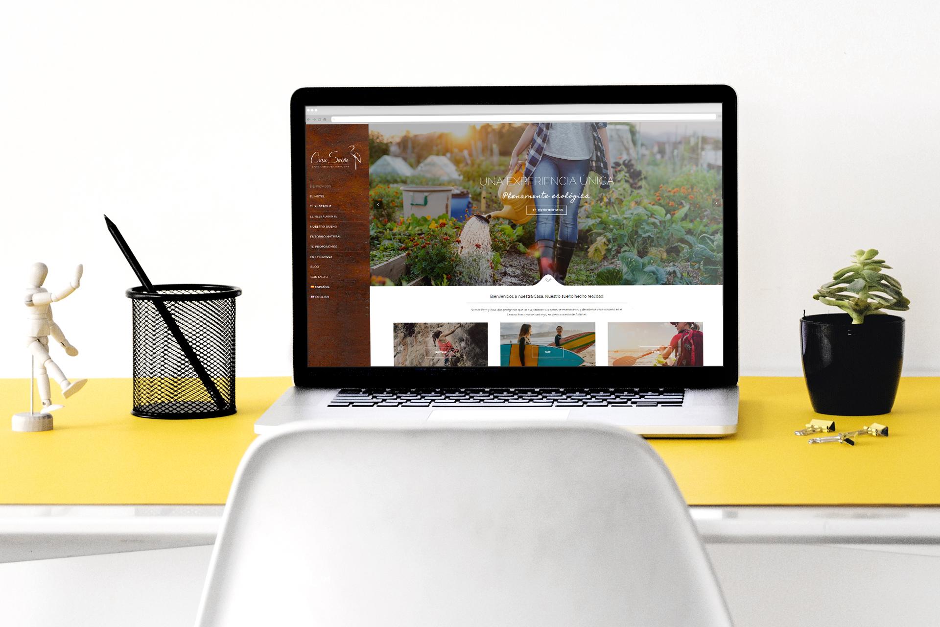 Diseño web en Asturias